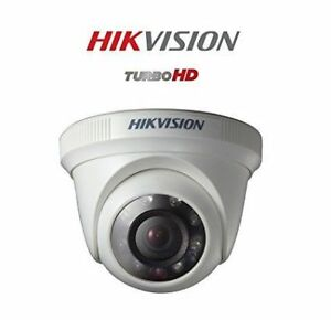 Hikvision DVR Security Camera Kit with Installation