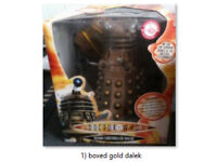 RC GOLD DALEK