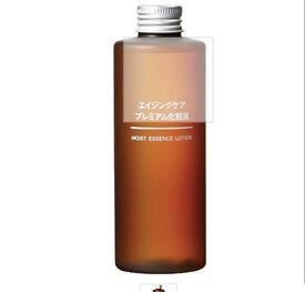 MUJI moisture essence lotion 200ml