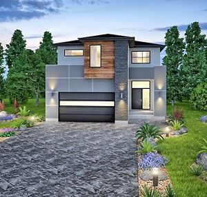 ARTISTA HOMES GORGEOUS WALKOUT ON THE LAKE IN AMBER GATES