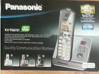Panasonic Call Blocking Answer Phone Brand New In Box