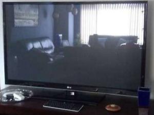 Télévision plasma marque LG - 60 pouces