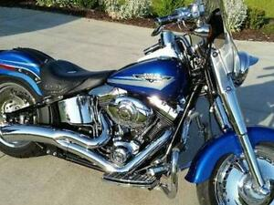 Harley Fatboy Best price on the net will sell fast. 2009 FatBoy