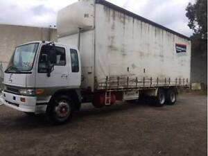Hino 1997 FG 14 PALLET CURTAINSIDER Rent to Own - $455 pw Mount Druitt Blacktown Area Preview