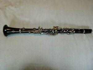 Buffet-Crampon Clarinet model E11