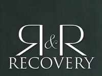 R&R Recovery Service from £30*