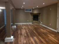 FINISHED BASEMENTS AND ADDITIONS