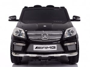 Electric Ride On Toy Car Mercedes Benz AMG + Wireless Remote