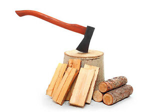 Axe for chopping firewood