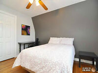 50$ OFF FIRST MONTH! Minutes from Ottawa U – Russell Avenue
