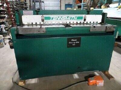 16 Ga X 52 Tennsmith Hydraulic Power Shear Model 52h
