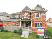 Beautiful brand new brick home for sale - $460K