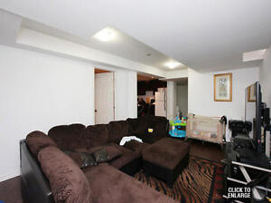 Spacious 2 Bedroom + Full Den Basement @ Mount Pleasant Brampton