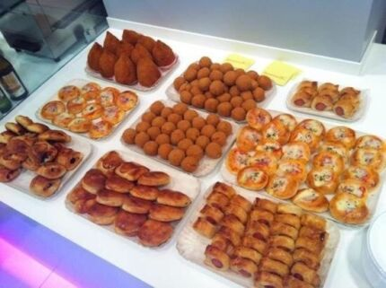 I'm  looking for a financier partner for new Italian bakery cafe