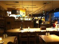 Waiting staff wanted in Le Pain Quotidien Festival Hall £8-£9ph inclusive of benefits