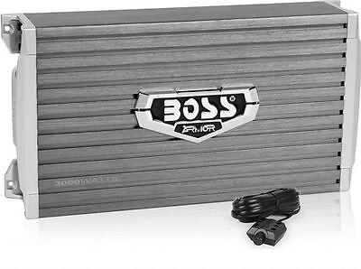 Boss Audio Armor AR3000D 3000WATT RMS MONOBLOCK D Car Amplifier Power Amp+Remote