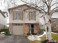 Full Single Family Home for Lease in Bradford. Raised Bungalow!