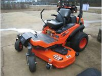 """MANAGER'S SPECIAL PRICING>ZD331 WITH 72"""" MOWER"""