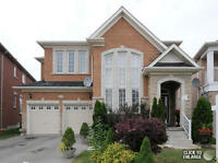 Fully Furnished Executive House to Rent in Brampton
