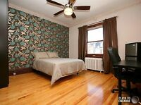 Furnished Rooms Across from University of Ottawa- Stewart Street