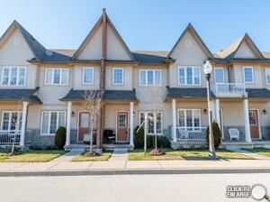 Ancaster Luxury Modern Town House -July 1
