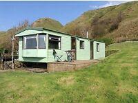 £300 per July week Static Caravan for Hire Let Rent