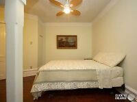 Furnished Rooms Across from University of Ottawa -Sweetland Ave