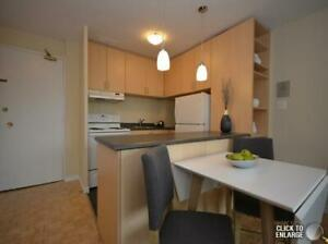 May 1st Renovated Unit in Modern Building Close to Dal and Kings