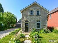 Beautiful historic stone home in Guelph- With In-law suite