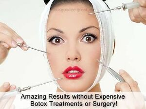 Instantly Ageless Restore Your Look without Botox Injection