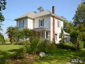 3.96 Acres with House, Barn, Garage and more