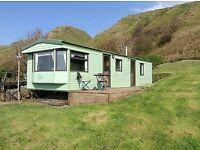 £35 per night / £200 per week Coastal Static Caravan for Hire / Let / Rent