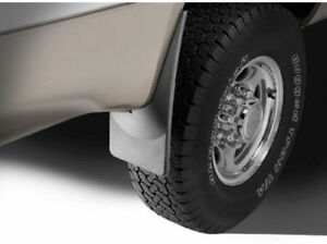 04-2015 Ford F-150 Mud Flaps/Splash Guards Without Fender Flares