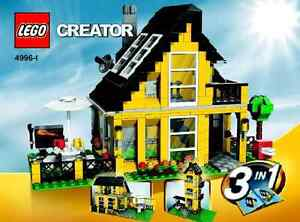 LEGO - Creator - Beach House