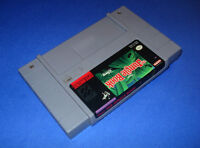 super nintendo le livre de la jungle
