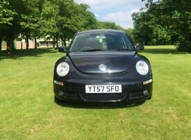 VW BEETLE LUNA 1.4, 57 PLATE - 08 MODEL, LOW MILES, NEW CAM & WATER PUMP, ALLOYS & 4 NEW TYRES.