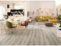 Bardolino Oak Grey 7mm Laminate Flooring