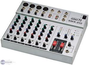 Mixer InterM SMX-812 (Mackie, Soundcraft)