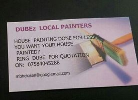 DUBEz LOCAL Painter and Decorator