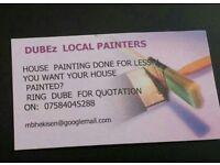 DUBEz LOCAL Painter and Decorator