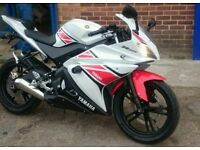 Yahama yzf 125 for sale