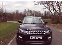 2013 Land Rover Range Rover Evoque 2.2SD4
