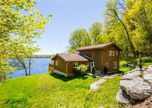 Cottage on the Reach, Prince Edward County!