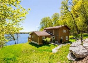 Long Reach Waterfront Cottage - NEW PRICE!