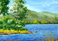 August Painting Classes