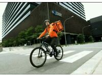 Cycle Courier , job wanted