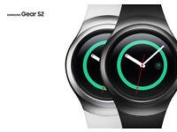 Brand New Sealed Samsung Gear S2 (Gray) Smartwatch!