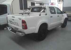 2014 Toyota Hilux Ute **12 MONTH WARRANTY** Coopers Plains Brisbane South West Preview