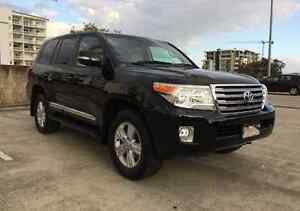 2012 Toyota LandCruiser Wagon **12 MONTH WARRANTY** Coopers Plains Brisbane South West Preview