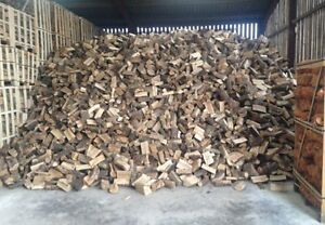Firewood - ALL HARDWOOD - Ready For This Winter